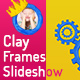 Clay Frames Slideshow - VideoHive Item for Sale