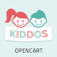 Kiddos Shop - Hand Crafted Kids Store OpenCart Theme