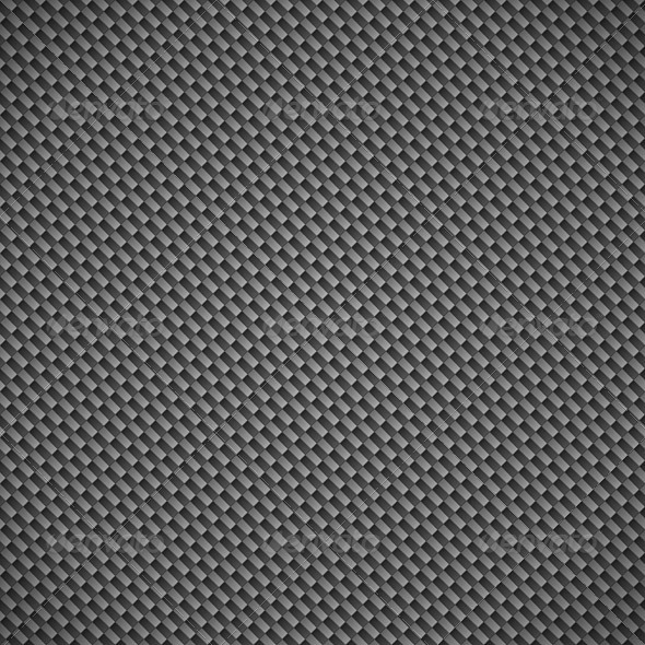 Carbon Fiber Pattern - Backgrounds Decorative