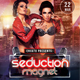 Seduction Magnet - PSD Flyer - GraphicRiver Item for Sale