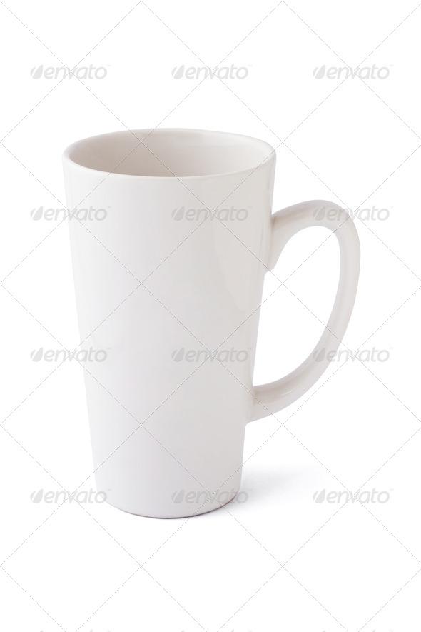 Tall mug - Stock Photo - Images