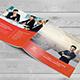Square Bi Fold Brochure Template - GraphicRiver Item for Sale