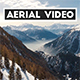 Aerial Video of Alpine Landscape in Switzerland - VideoHive Item for Sale