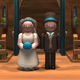 Toy Wedding Animation (3 Versions) - VideoHive Item for Sale