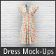 Dress Mockups - Women Clothing Mockups - GraphicRiver Item for Sale