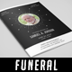 Funeral Program Template - GraphicRiver Item for Sale