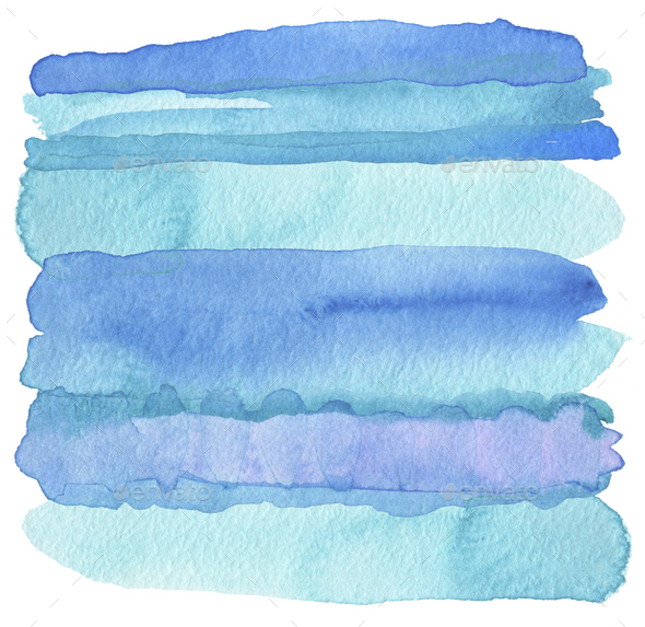 Abstract watercolor strip painted background. Texture paper. - Stock Photo - Images