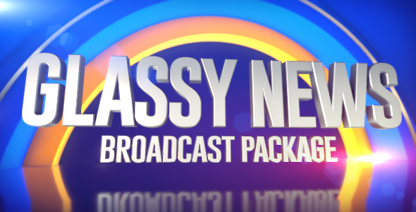 Glassy News Broadcast Package