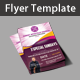 Church Flyer Template - GraphicRiver Item for Sale