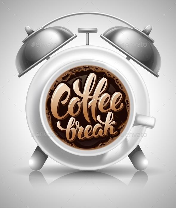 Coffee Break Concept - Concepts Business
