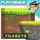 2D Game  Platformer Tilesets 25 - GraphicRiver Item for Sale