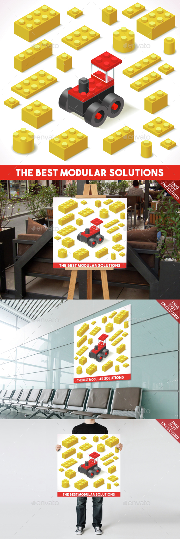 Toy Block Farm 02 Games Isometric - Man-made Objects Objects