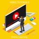 Video Tutorial Isometric People - GraphicRiver Item for Sale
