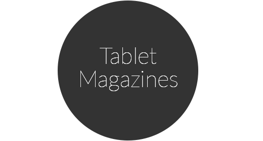 Tablet Magazine Templates