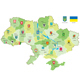 Map of Ukraine: Complex or Simple - GraphicRiver Item for Sale