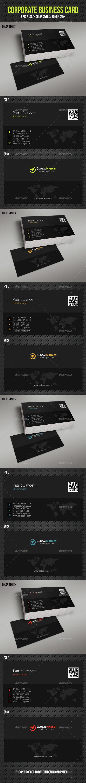 Corporate Business Card 15 - Corporate Business Cards
