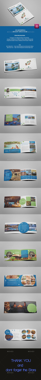 A5 Moderna Resort Brochure - Informational Brochures