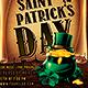 St. Patricks Day Festival Flyer Template PSD - GraphicRiver Item for Sale