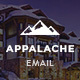 Appalache - Winter Tourism & Ski Resort Email - GraphicRiver Item for Sale