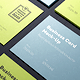 85x55 Business Card Mock-up - GraphicRiver Item for Sale