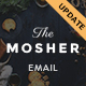 Mosher - Restaurant E-newsletter PSD Template - GraphicRiver Item for Sale