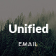 Unified - Multipurpose E-newsletter PSD Template - GraphicRiver Item for Sale