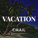 Vacation - Hotel/Travel E-newsletter PSD Template - GraphicRiver Item for Sale