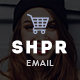 SHPR - E-commerce Announcement Email Template - GraphicRiver Item for Sale
