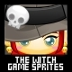 The Witch - Game Sprites - GraphicRiver Item for Sale