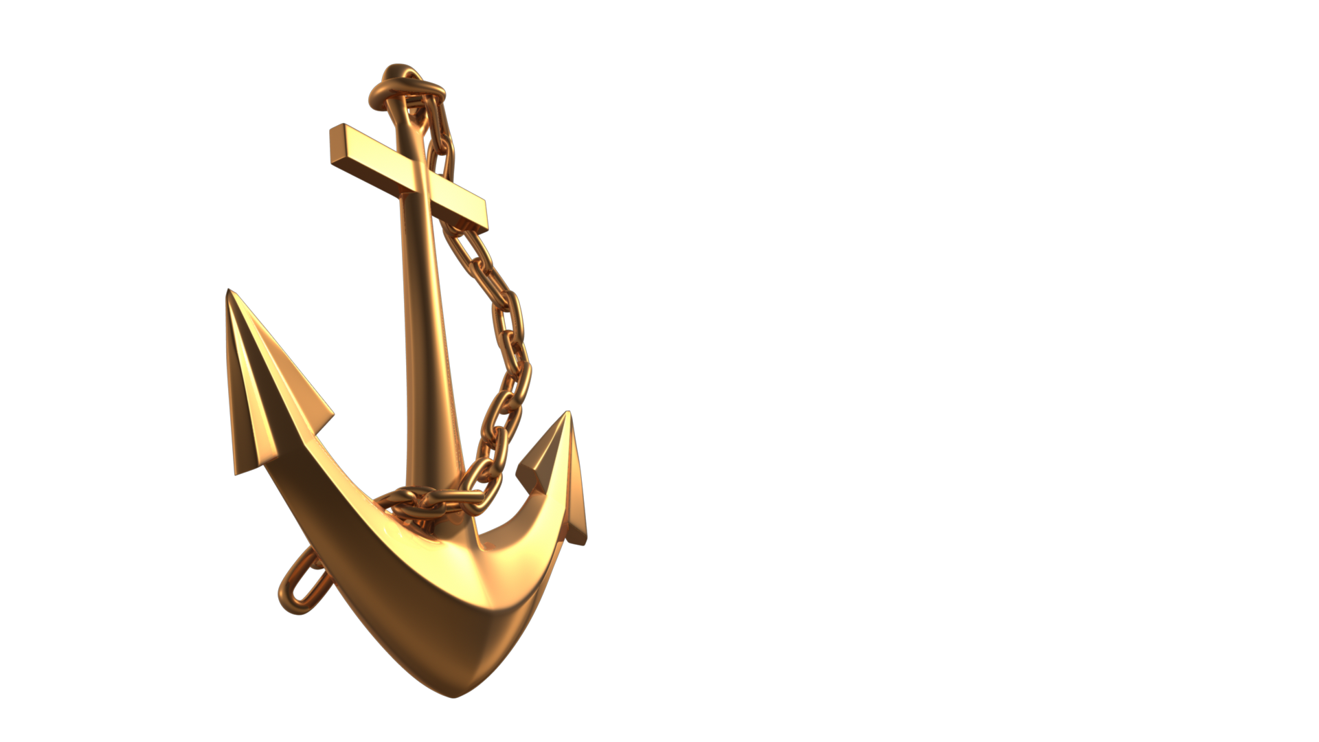 Ship Anchor By Synclinefilms 3docean