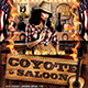 Coyote Bar Flyer Template - GraphicRiver Item for Sale