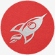 Rocket App Logo - GraphicRiver Item for Sale