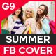 Summer Sale Facebook Cover