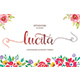 Lucita Love Sript - GraphicRiver Item for Sale