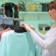 Pretty Girl Shopping For Clothing - VideoHive Item for Sale