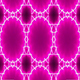 Pink Neon Kaleidoscope Background - VideoHive Item for Sale