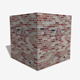 Modern Brick Wall Seamless Texture