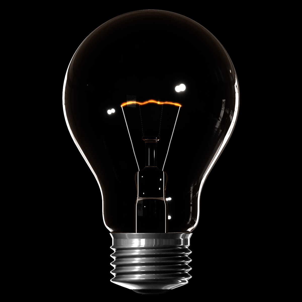 Light bulb (light up animation) by Esseti | 3DOcean for Flashing Light Bulb Gif  111bof
