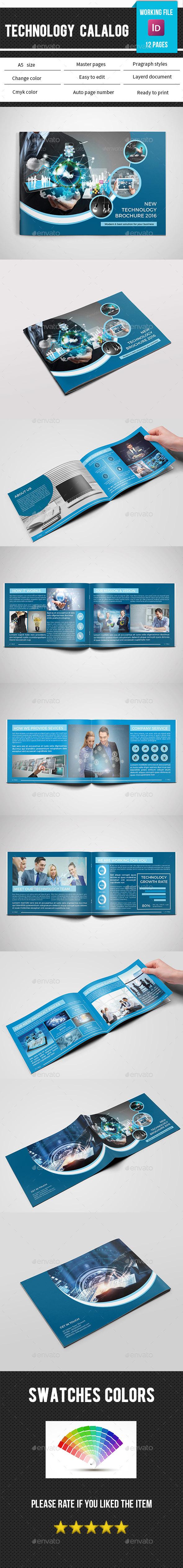 Technology Catalog/Brochure-V191 - Catalogs Brochures
