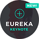 Eureka - Minimal Keynote Template - GraphicRiver Item for Sale