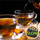 Pouring Blooming Tea With Cinnamon And Orange 2  - VideoHive Item for Sale