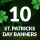 St Patricks Day Banners - GraphicRiver Item for Sale