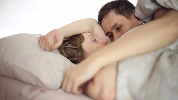 Image result for husband and wife in bed