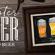 Beer Type Posters - GraphicRiver Item for Sale