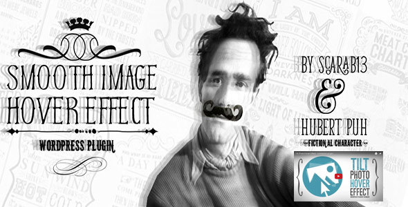 Tilt Image Hover Effect Wordpress Plugin - Unlimited Usage - CodeCanyon Item for Sale