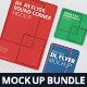 Flyer Mock-Up Round Corner Bundle - GraphicRiver Item for Sale
