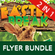 Easter Party Bundle v.2 - GraphicRiver Item for Sale