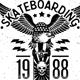 Set of Skateboarding Design Elements - GraphicRiver Item for Sale