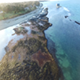 Inland Across a Rocky Beach - VideoHive Item for Sale
