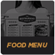 Rustico Menu Illustrator Template - GraphicRiver Item for Sale